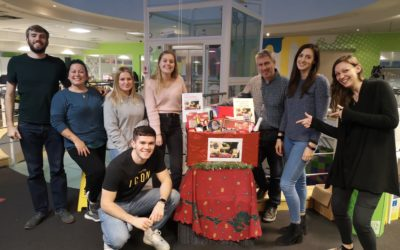 Friday Media Group raise £214.00 for the Pull Up A Chair Appeal!