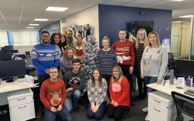 Simply Job Boards Christmas Jumper Day 2019